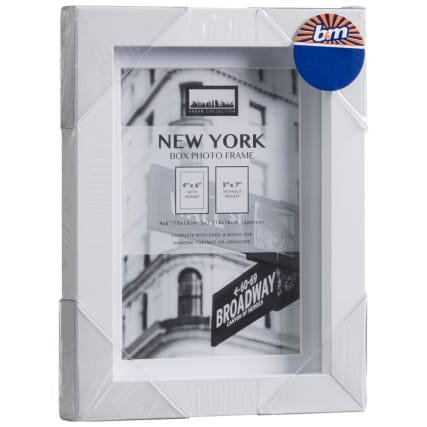 288895-New-York-4x6inch-Photo-Frame