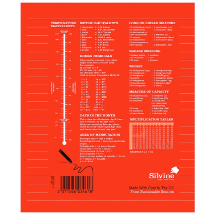 289785-a5-exercise-book-red
