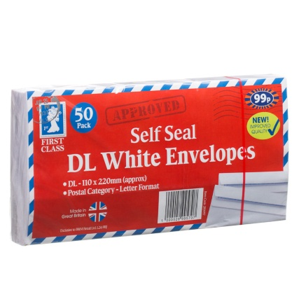 289957-Self-Seal-DL-White-Envelopes-50s