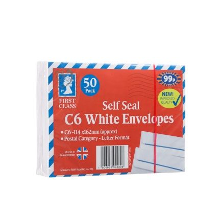 289958-Self-Seal-C6-White-Envelopes-50-pack1