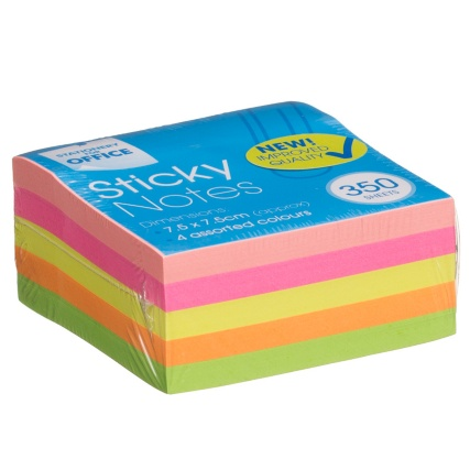 290116-Sticky-Note-Block-300-sheets-75x75mm