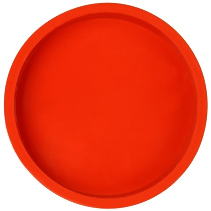 290195-silicone-round-baking-tray-red