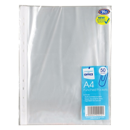 290201-50-pk-Clear-A4-Punched-Pockets-2