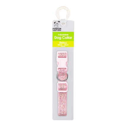 291035-small-adjustable-dog-collar-pink-sequin