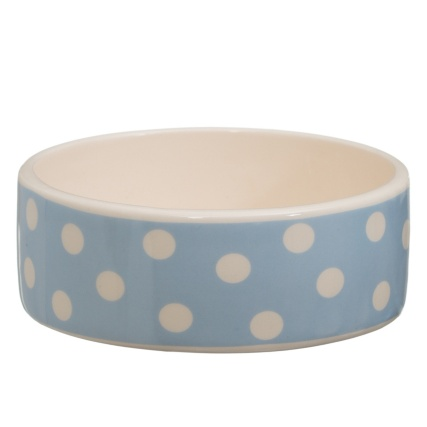 291253-Small-Seramic-Pet-Bowl-blue-spots-2