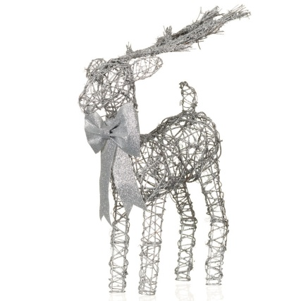 292700-Decorative-Silver-Reindeer-391