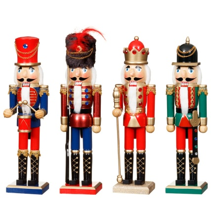 Nutcracker Christmas Decoration 38cm