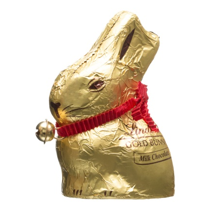 Lindt Gold Bunny 50g Milk Chocolate