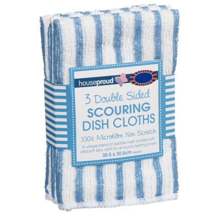 293078-3-Pack-Double-Sided-Scouring-Dish-Cloths-blue-and-white