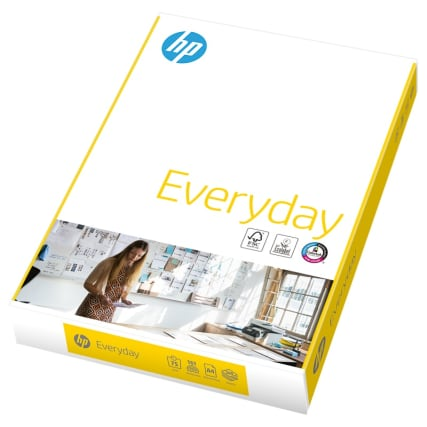 HP Everyday White A4 75gsm Paper