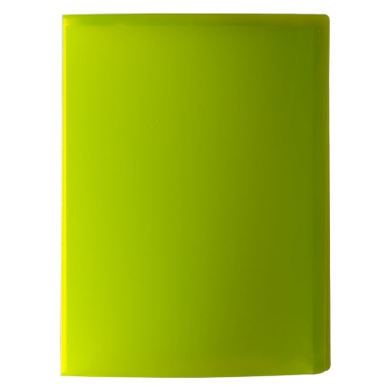 293879-A4-Bright-Display-Book-Assorted-green