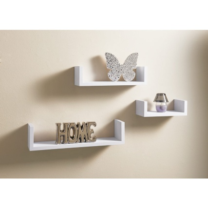Lokken Floating Shelves