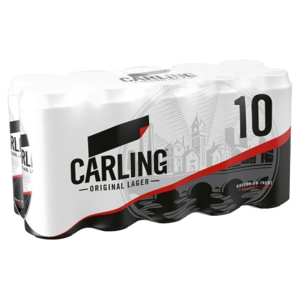 Carling Original Lager 10 x 440ml
