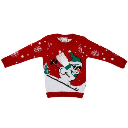 295264-Boys-Christmas-Jumpers-skiing-snowman-21