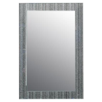 B&M glitter frame mirror