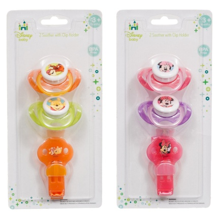 295995-Disney-Baby-2-Soother-with-Clip-Holder-orange-green