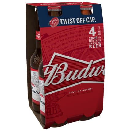 296606-budweisrer-4x300ml-beer