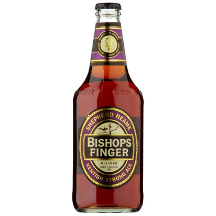Bishops Finger Kentish Strong Ale 500ml