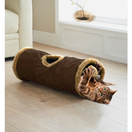 297910-cat-tunnel-brown