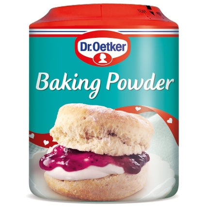 Dr Oetker Baking Powder Tub 170g