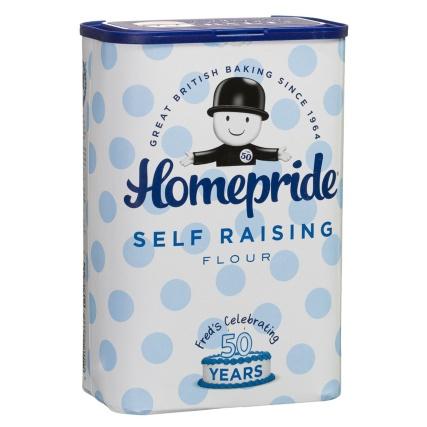 how to make self raising flour at home