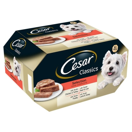 298511-Cesar-Classics-Dog-Trays-Mixed-Selection