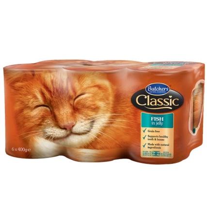 299125-butchers-classics-fish-in-jelly-6x400g-cat-food-in-tins.jpg