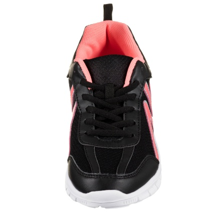 299182-Active-Ladies-Trainers-neon-pink-and-black-3