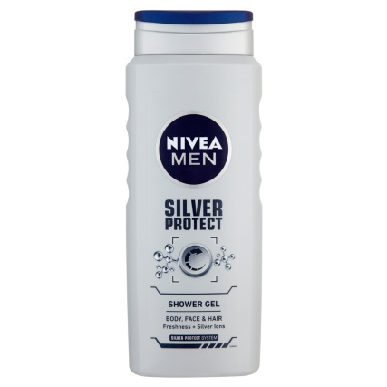 299605-Nivea-Shower-Gel-500ml-Silver-Protect