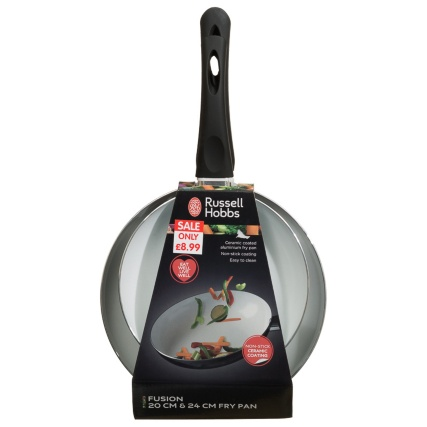 309008-2-pk-20--24cm-Ceramic-Frying-Pan-Sets-black