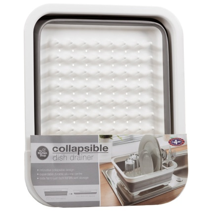 299878-Collapsible-Dish-Drainer---Grey1