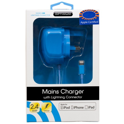 300175-Optimum-Mains-Charger-with-Lightning-Connector-blue