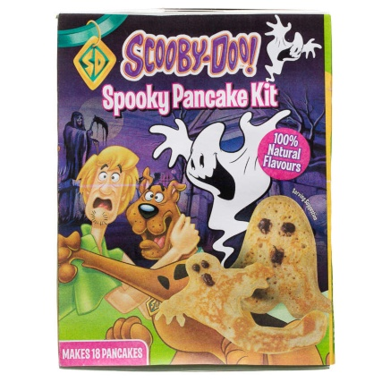 B Amp M Gt Scooby Doo Spooky Pancake Kit 300304