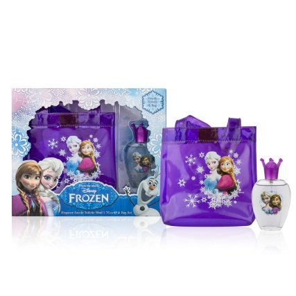 Disney Frozen Tote Bag with Elegance 50ml edt