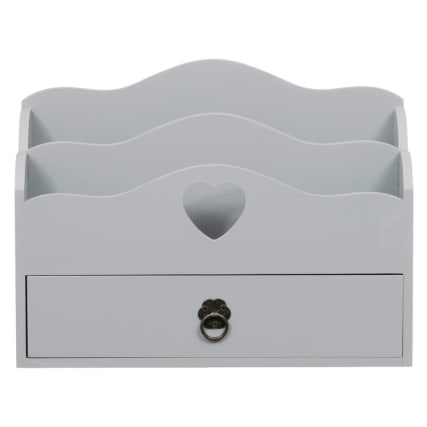 301073-Letter-Rack-With-Drawer-grey1