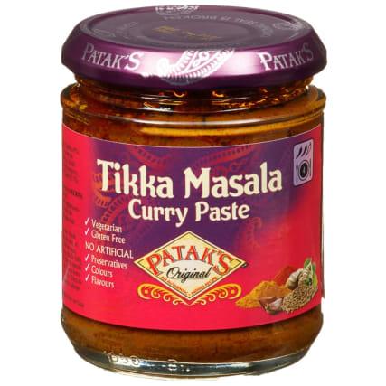 301242-pataks-tikka-masala-curry-paste-165g