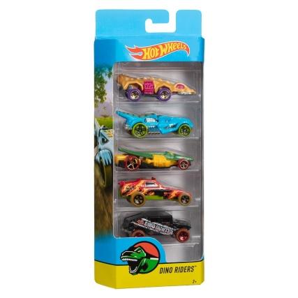 301932-5pk-hot-wheels-diecast-dino-riders
