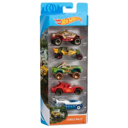 301932-5pk-hot-wheels-diecast-jungle-rally