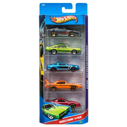 301932-Hot-Wheels-Muscle-Mania-5-pack-HW-Showroom