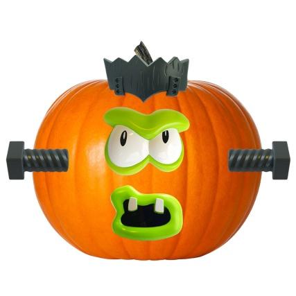 B m push in pumpkin frankenstein 39 s monster halloween for B m halloween decorations