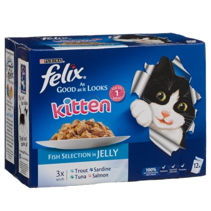 302570-Felix-As-Good-As-It-Looks-Kitten-Fish-Selection-in-Jelly-12x100g-pouches