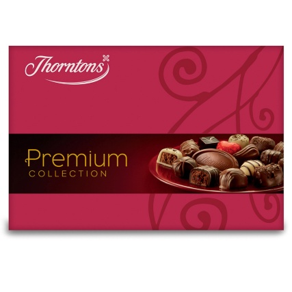 Thorntons Premium Chocolate Selection 244g