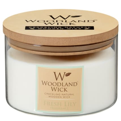 325499-Woodland-Wick-Crackling-Natural-Wooden-Wick-fresh-lilly1