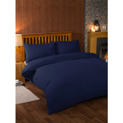 304613-304614--Brushed-Cotton-Navy-duvet-cover