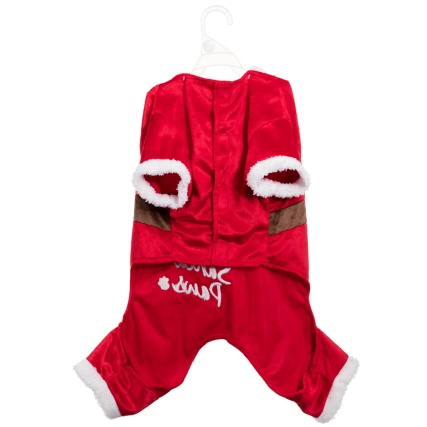 Dog Christmas Costume - Medium, Large & X Large