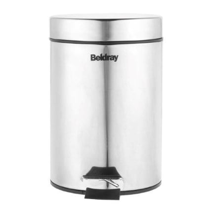304794-BELDRAY-3LBIN-STAINLESS-STEEL