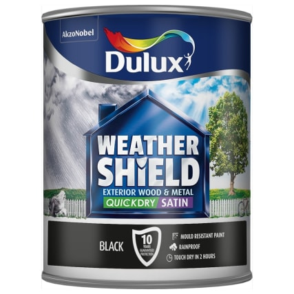305613-Dulux-Weathershield-Quick-Dry-Satin-Black-750ml-Paint