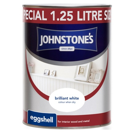 Johnstone Eggshell Paint Oil Based