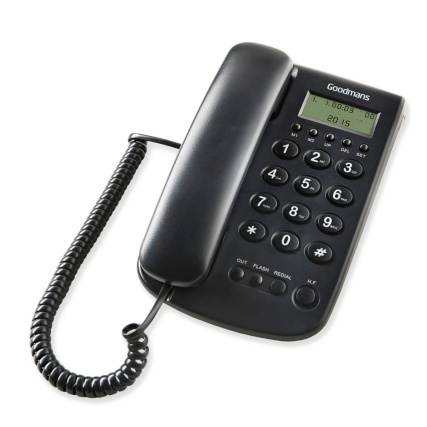 306002-Desk-Phone-Black