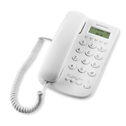 306002-Desk-Phone-White